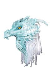 Маска ледяного дракона