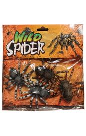 Набор пауков тарантулов
