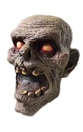Декорация голова зомби