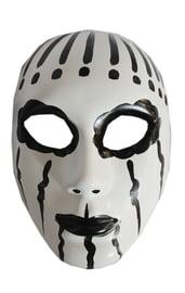 Черно-белая маска