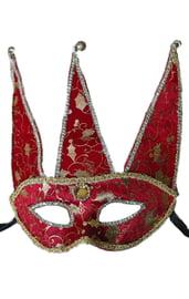 Красная маска Арлекина