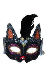 Маска черного Котика