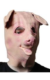 Маска Свиньи