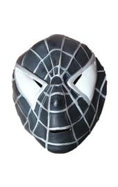 Детская маска черного Человека паука