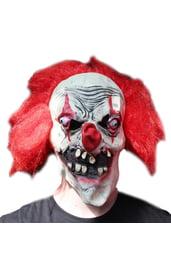 Маска одержимого клоуна