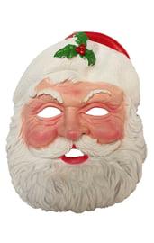 Маска Санта Клауса