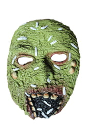 Зеленая маска трупа