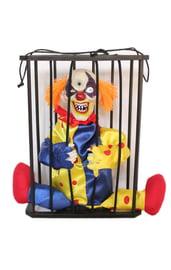 Декорация Клоун в клетке
