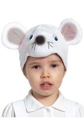 Детская маска Мышонок