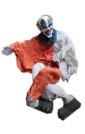 Декорация ухмыляющийся Клоун