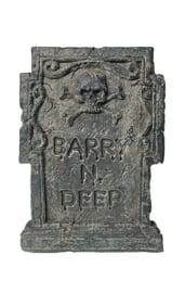 Надгробие с надписью
