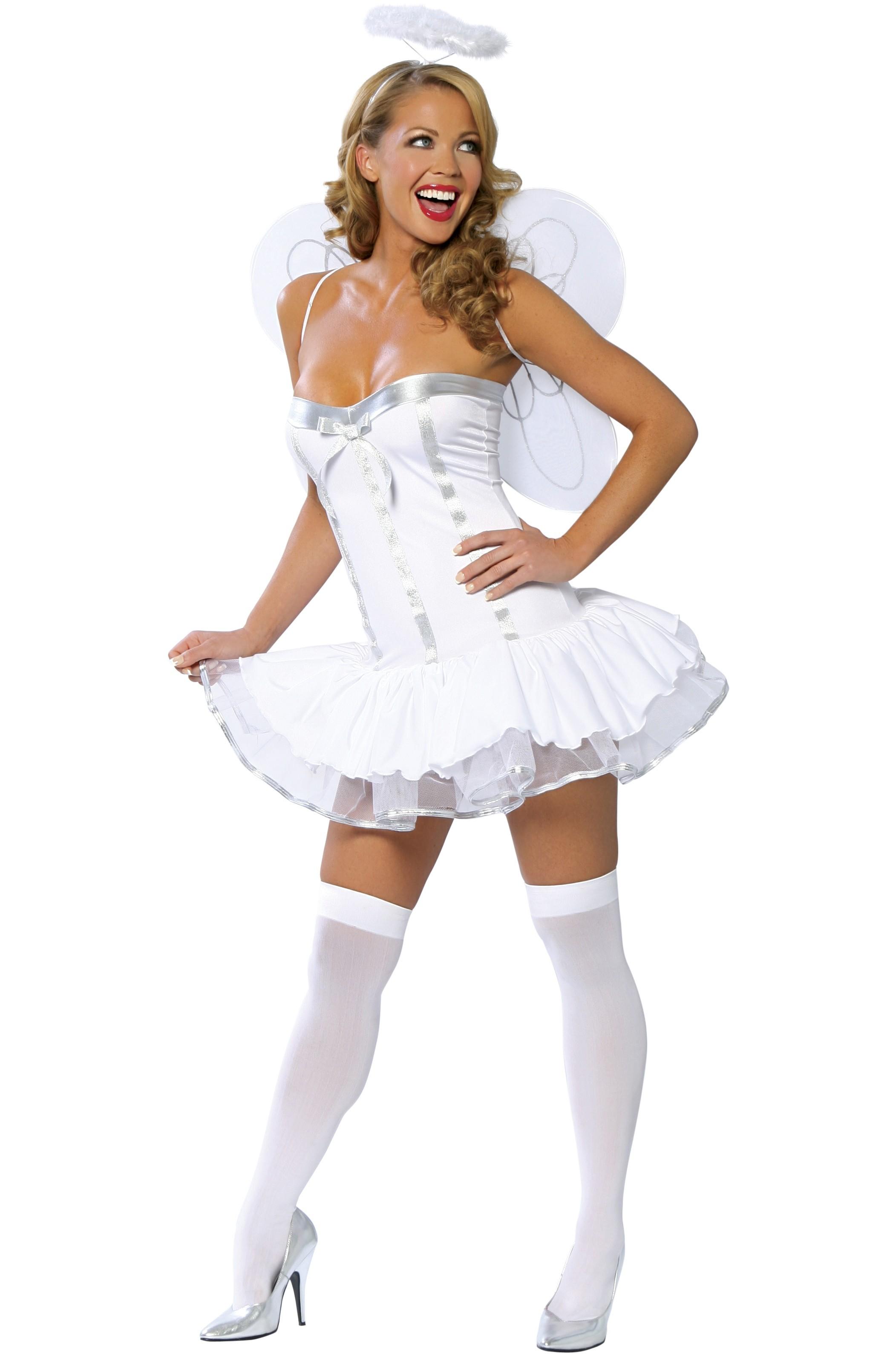 Костюм ангелочка (42-44) пижама жен mia cara майка шорты botanical aw15 ubl lst 264 р 42 44 1119503