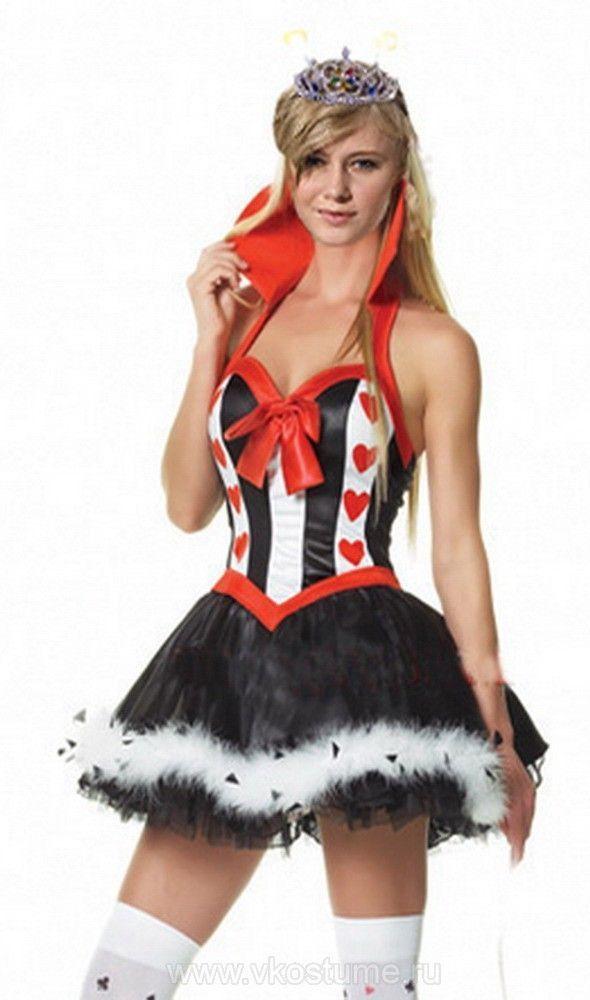 Костюм королевы (40-44) костюм снегурочки конфетки 40 44