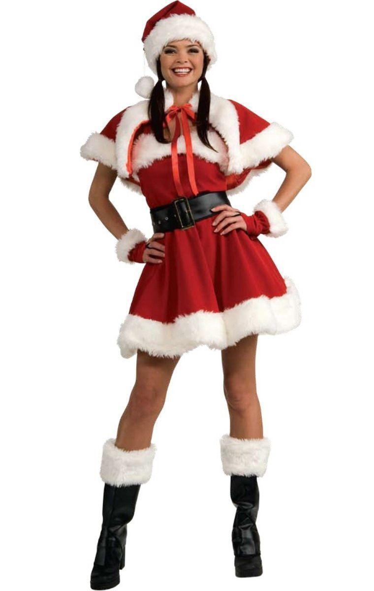 Костюм помощницы Санты (40-44) костюм снегурочки конфетки 40 44