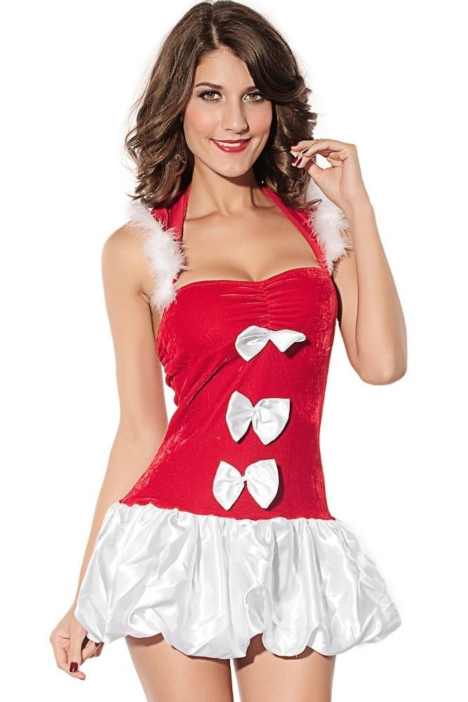 Костюм подружки Деда Мороза (44) костюм деда мороза ивановский текстиль