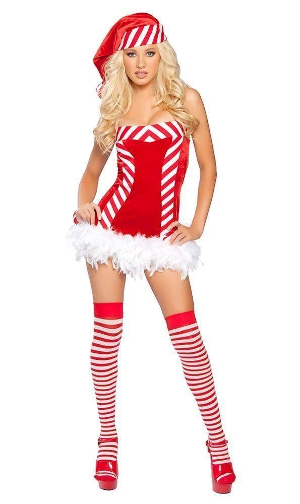 Костюм новогодней -конфетки (40-44) костюм снегурочки конфетки 40 44