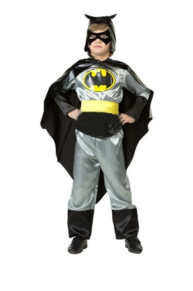 Костюм Бэтмена (34) костюм гусара детский на рост 116 в минске
