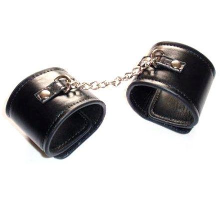 Кожаные наручники (46) - Аксессуары для ролевых игр, р.46
