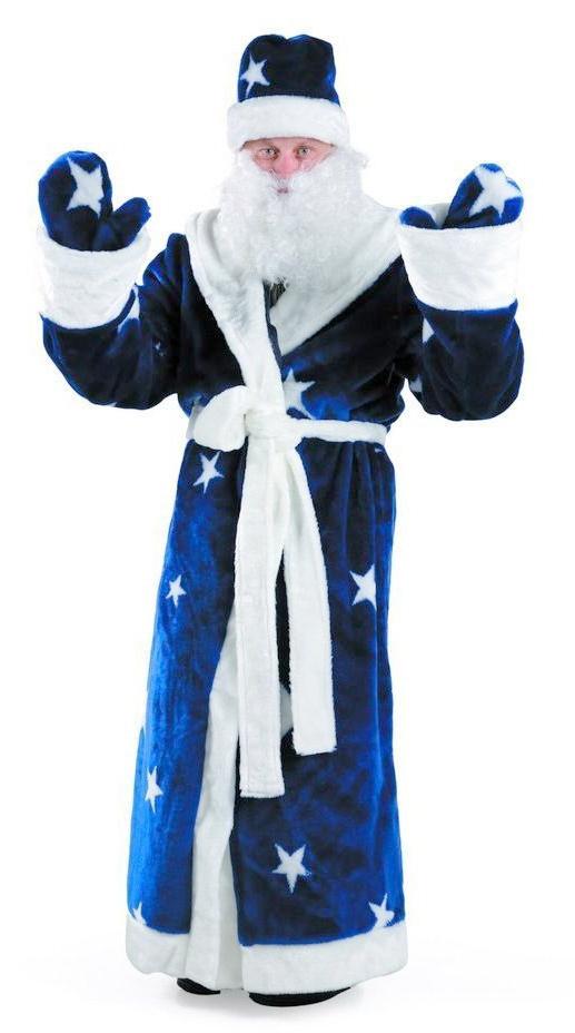 Костюм Деда Мороза (56) костюм деда мороза ивановский текстиль