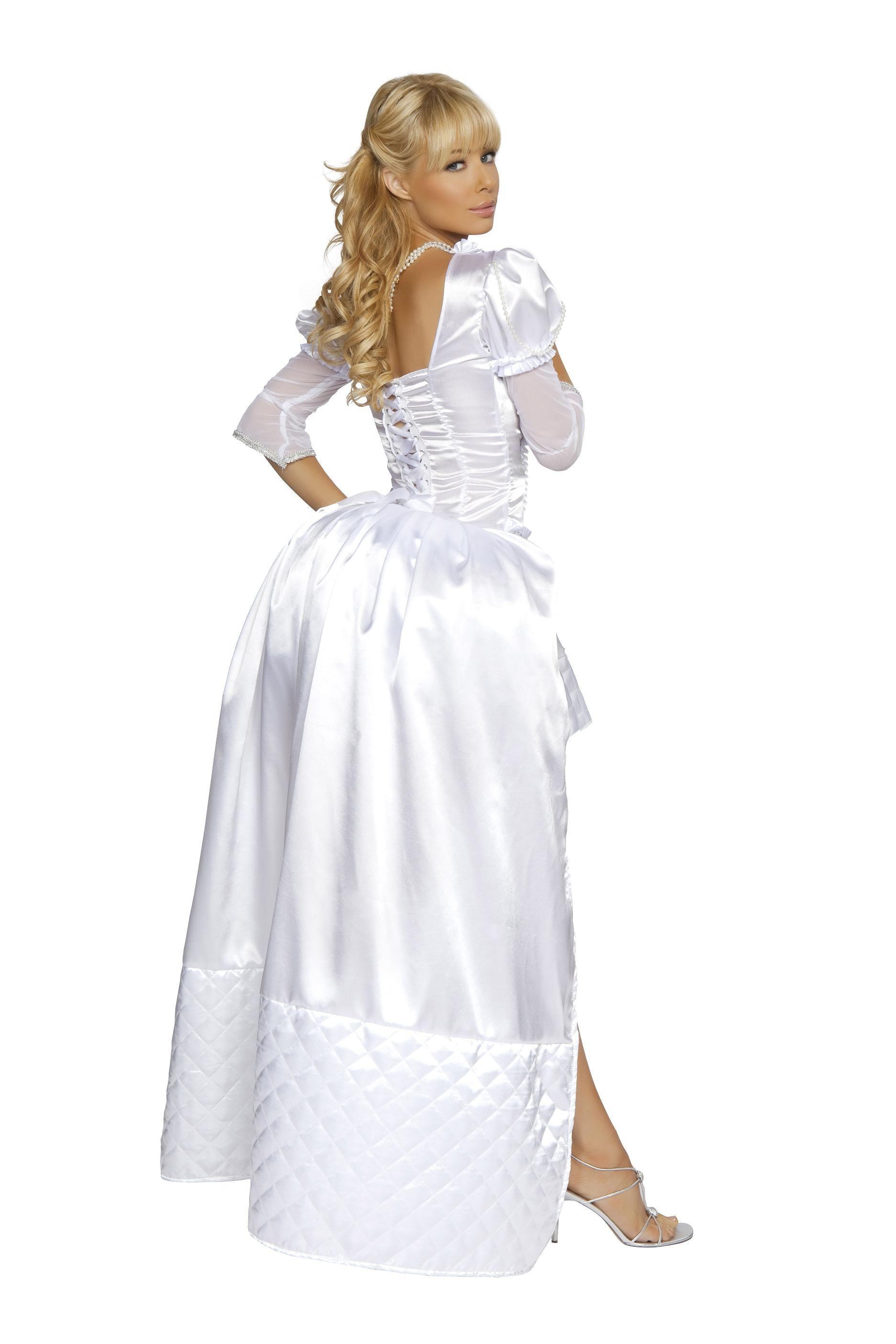 Костюм белой королевы (44)