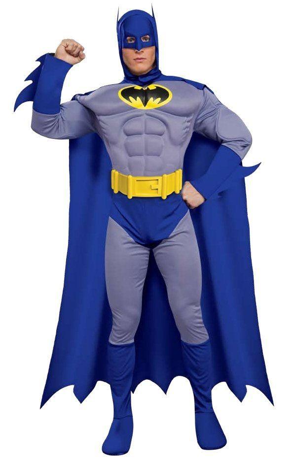 Костюм Бэтмена взрослый (48) костюм белоснежка делюкс детский