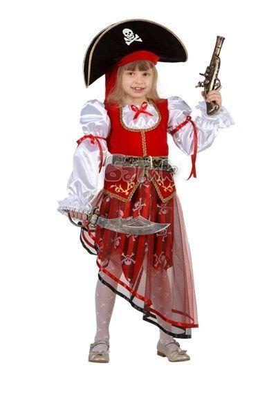 Костюм пиратки детский (34) детский костюм фиолетовой феи виндс 34