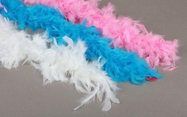 купить Шарф из перьев (UNI) недорого