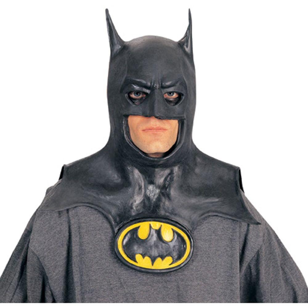 Маска Бэтмена 01 (UNI) плюшевая маска зайки uni