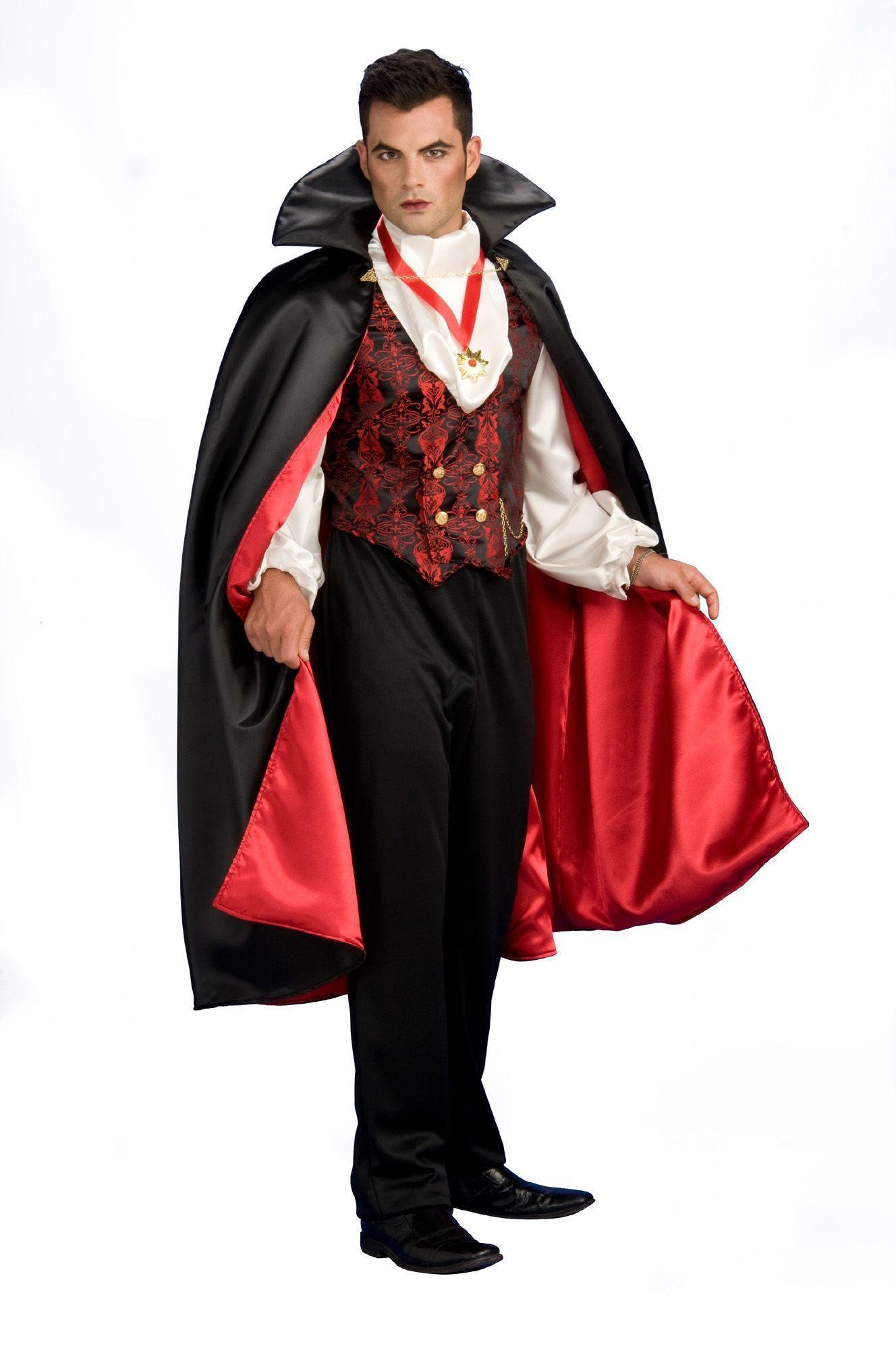 Костюм вампира (50)