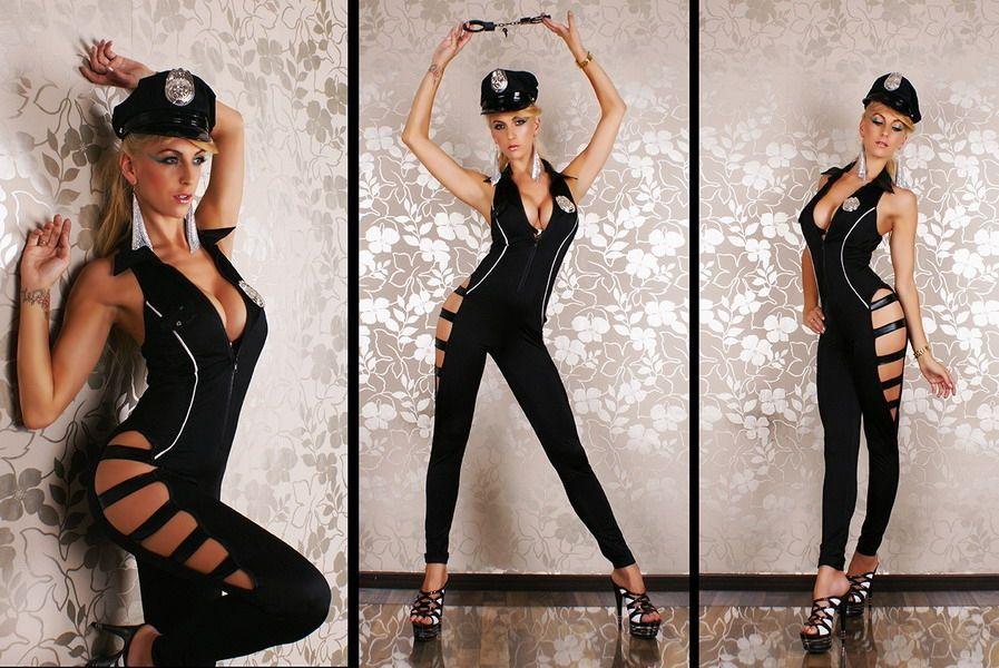 Костюм полицейской Go-Go (44)  костюм санты go go 44