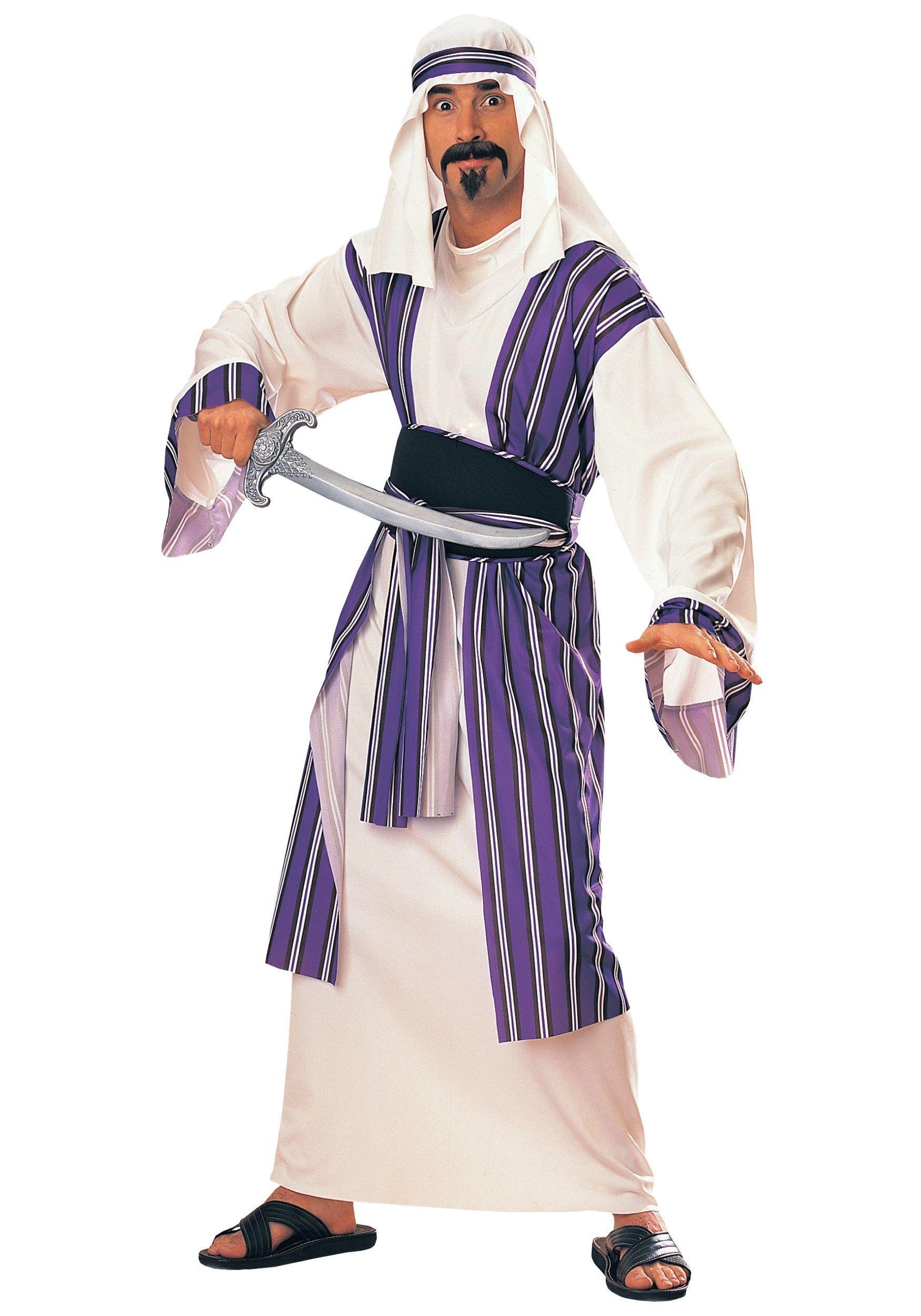 Костюм принца пустыни (52) костюм принца в сиреневом