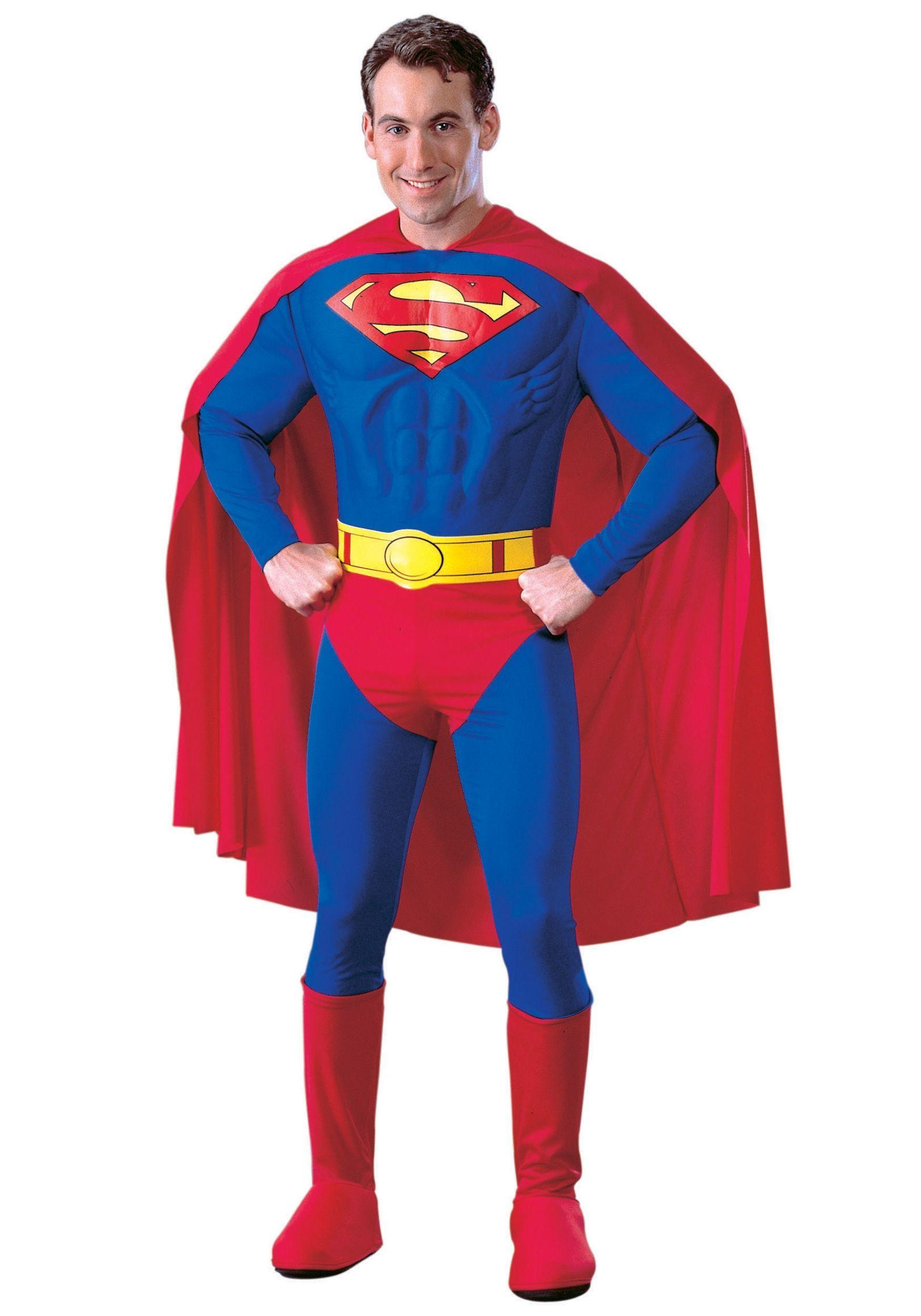 Костюм супермена Deluxe (52)