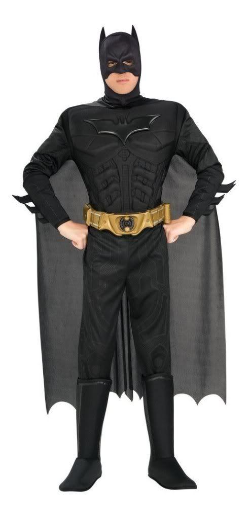 Костюм Бэтмена Deluxe (54)