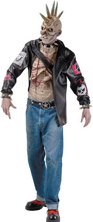 Костюм зомби-панка (52) - Ретро, р.52