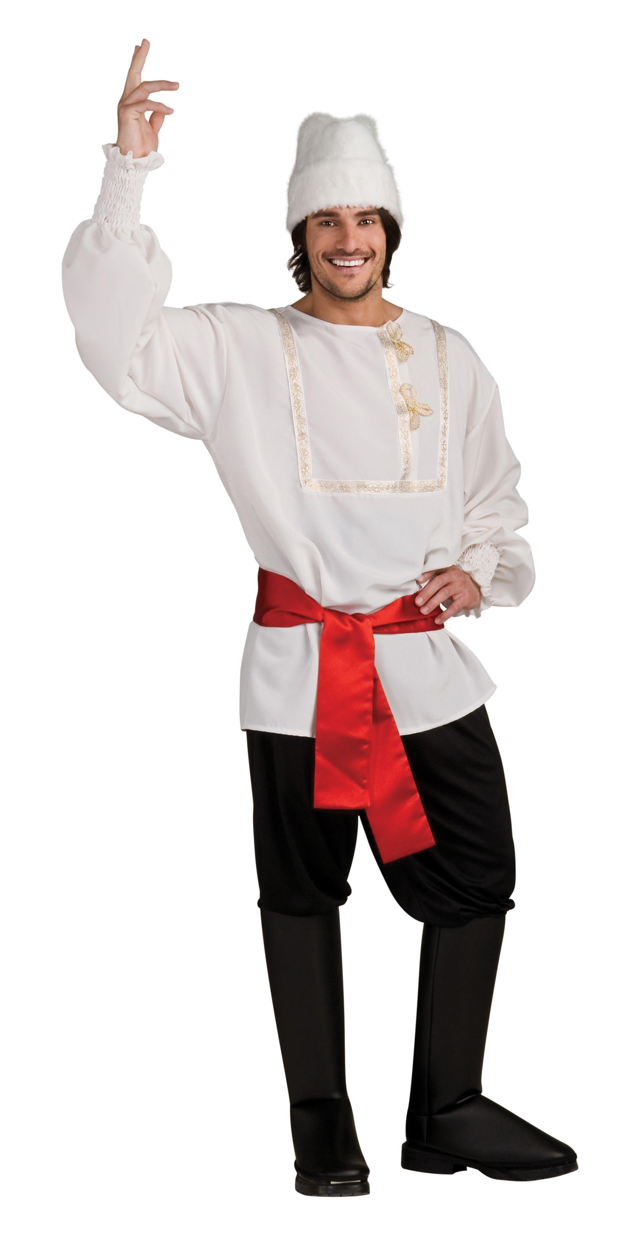 Костюм белого казака (54) - Национальные костюмы, р.54