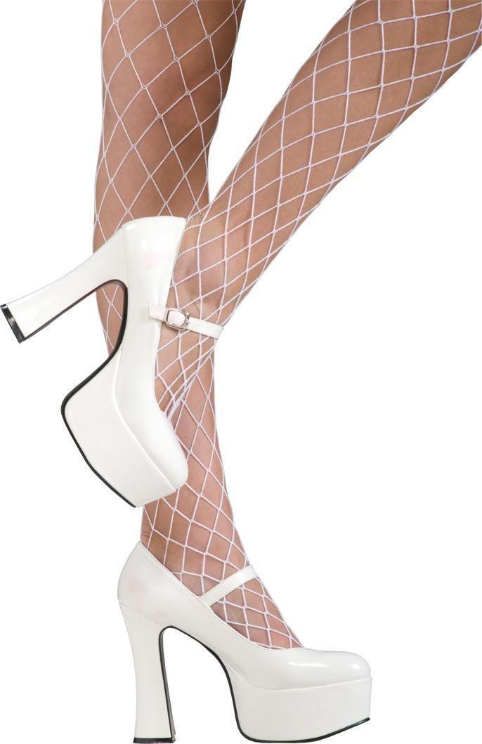 Туфли белые (39-40) - Туфли на каблуке, р.39-40