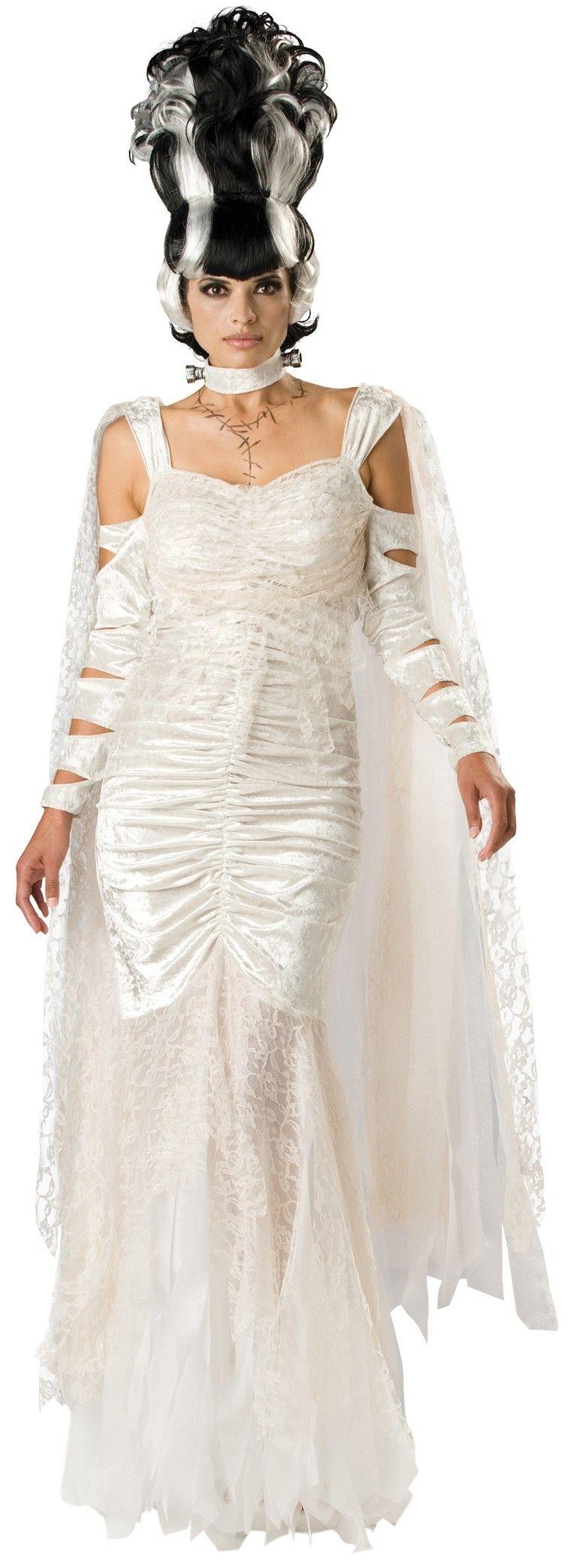 Костюм невесты монстра (54)
