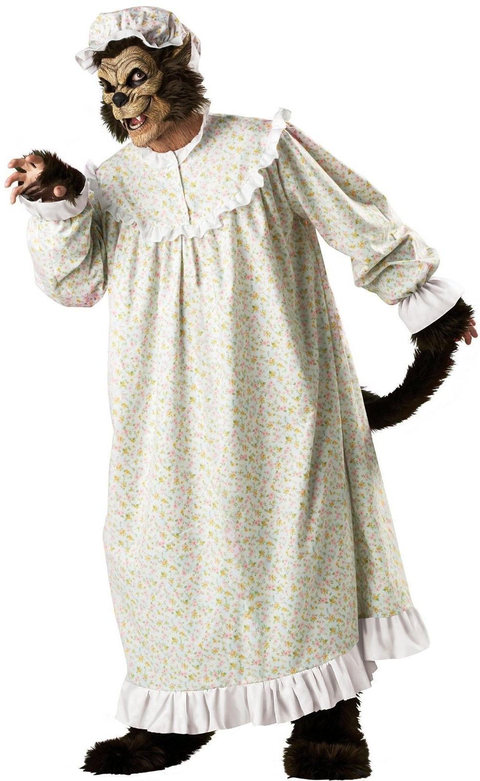 Костюм волка из Красной Шапочки (54-56) костюм прекрасной шапочки 30