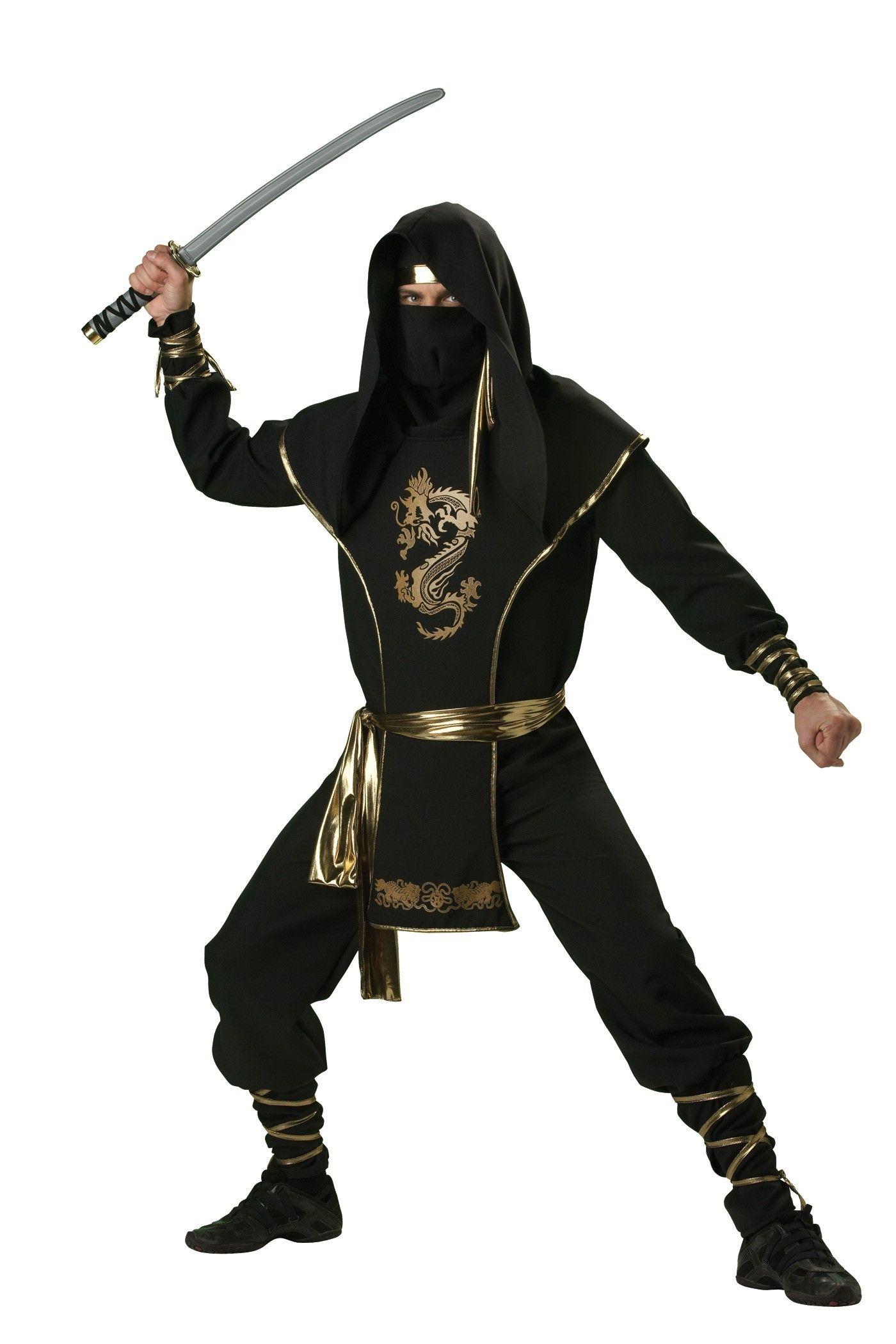 Костюм неуловимого ниндзи (58) - Национальные костюмы, р.58