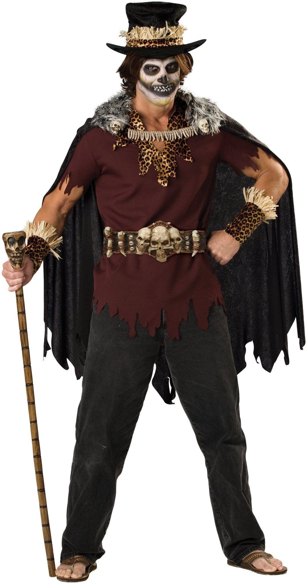 Костюм мертвого знахаря (46-48) костюм радужной клоунессы 46 48