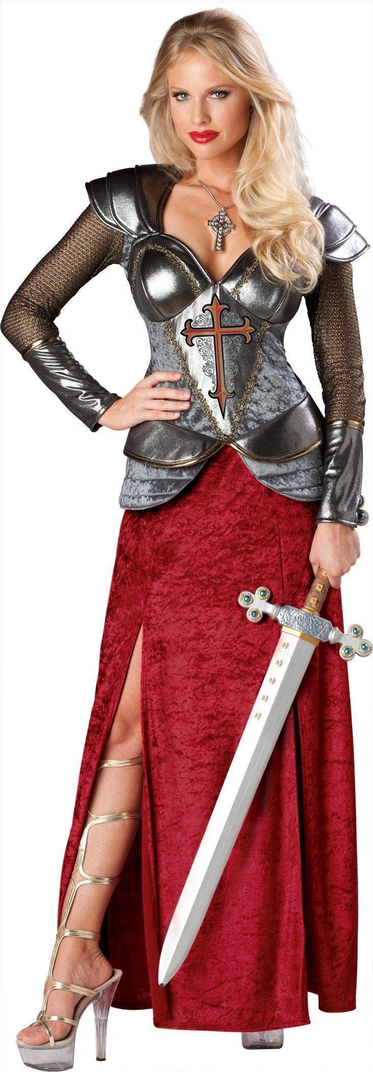 Костюм знаменитой Жанны д Арк (50-54)