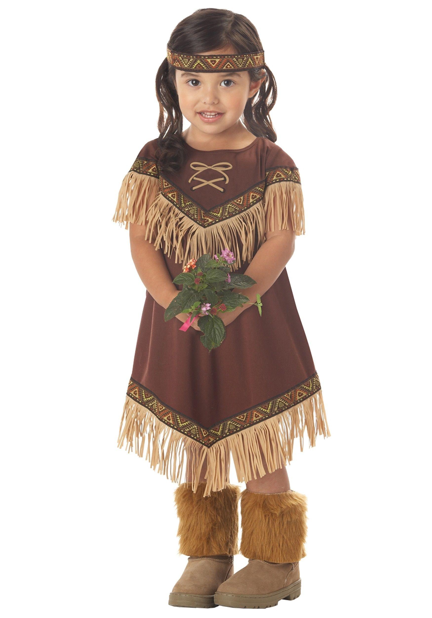 Костюм принцессы индейцев детский (26-28) детский костюм принцессы авроры 34