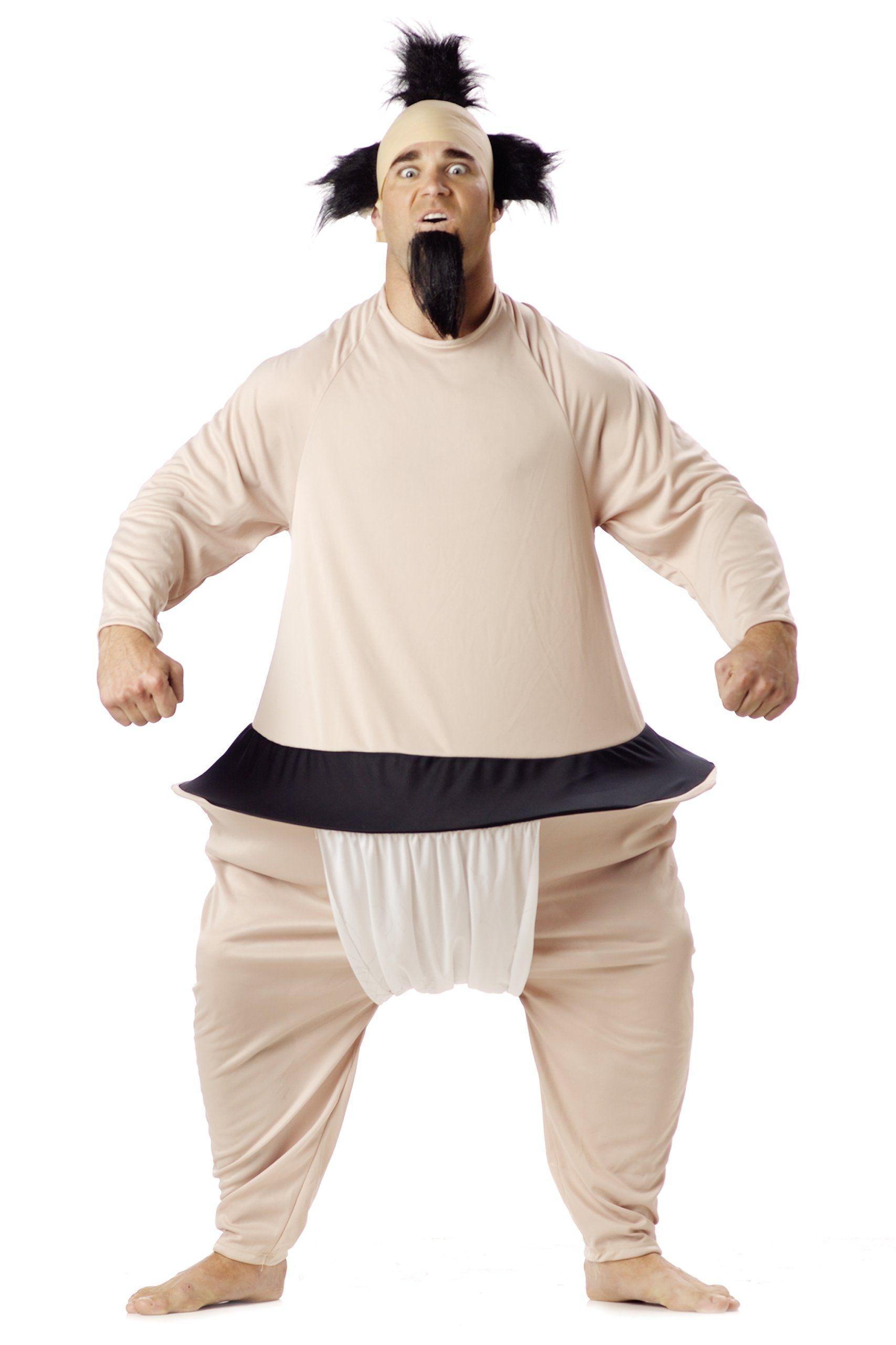 Костюм борца сумо (52) от Vkostume