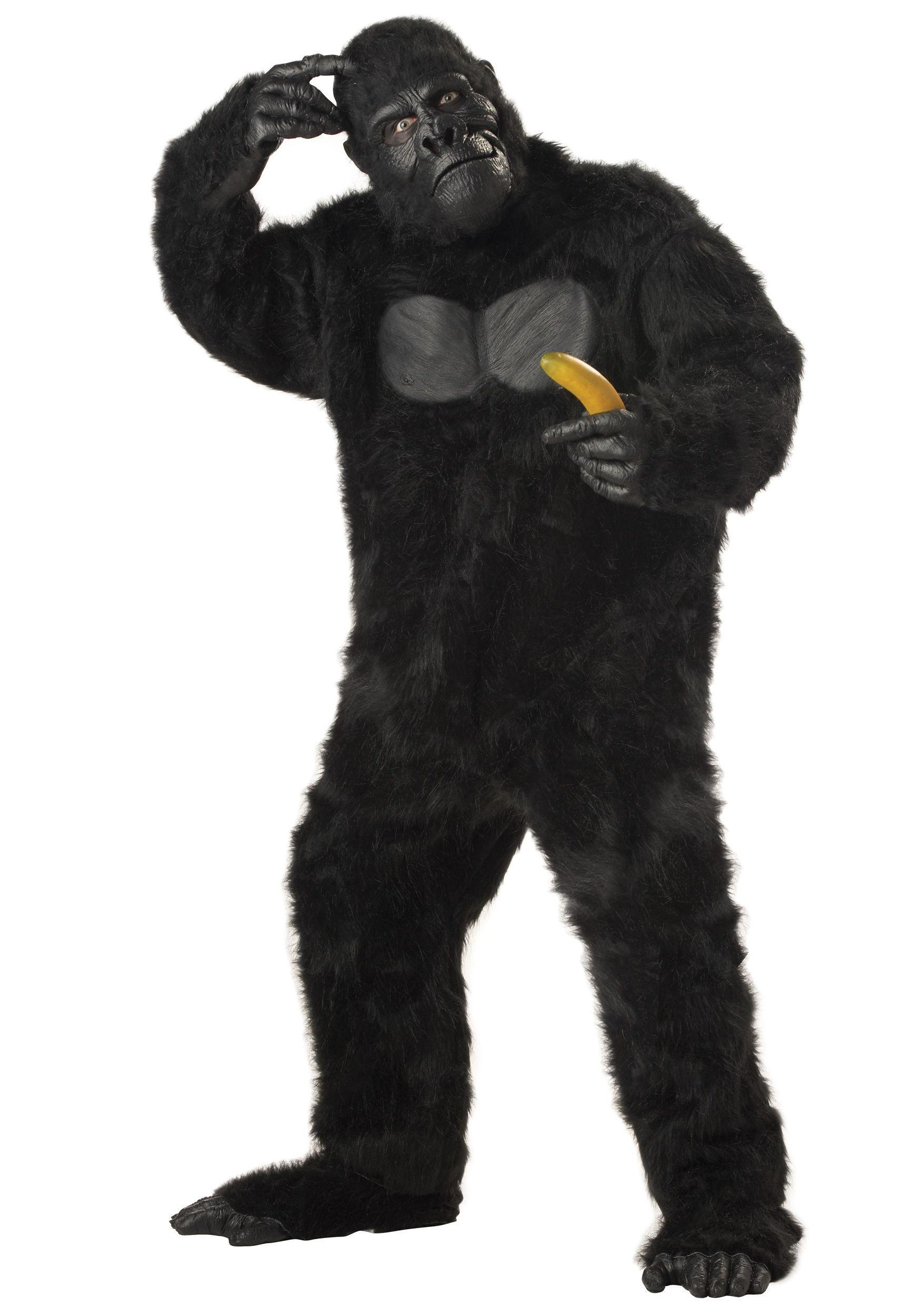 Костюм гориллы (56) - Животные и зверушки, р.56