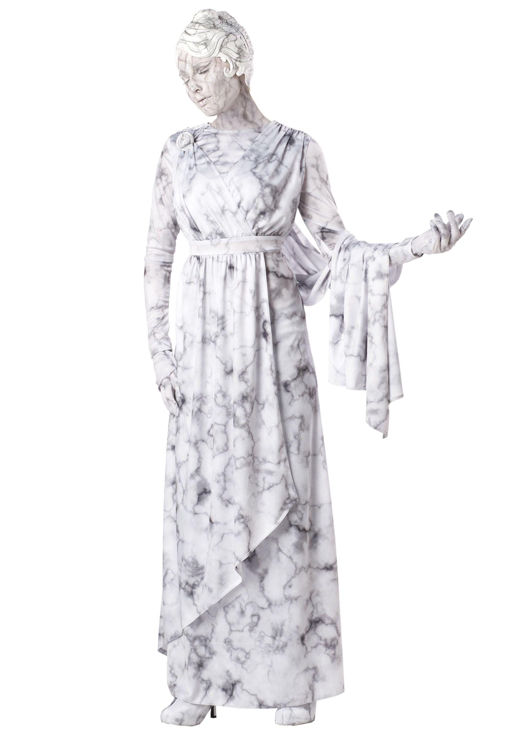 Костюм венецианской статуи (48)