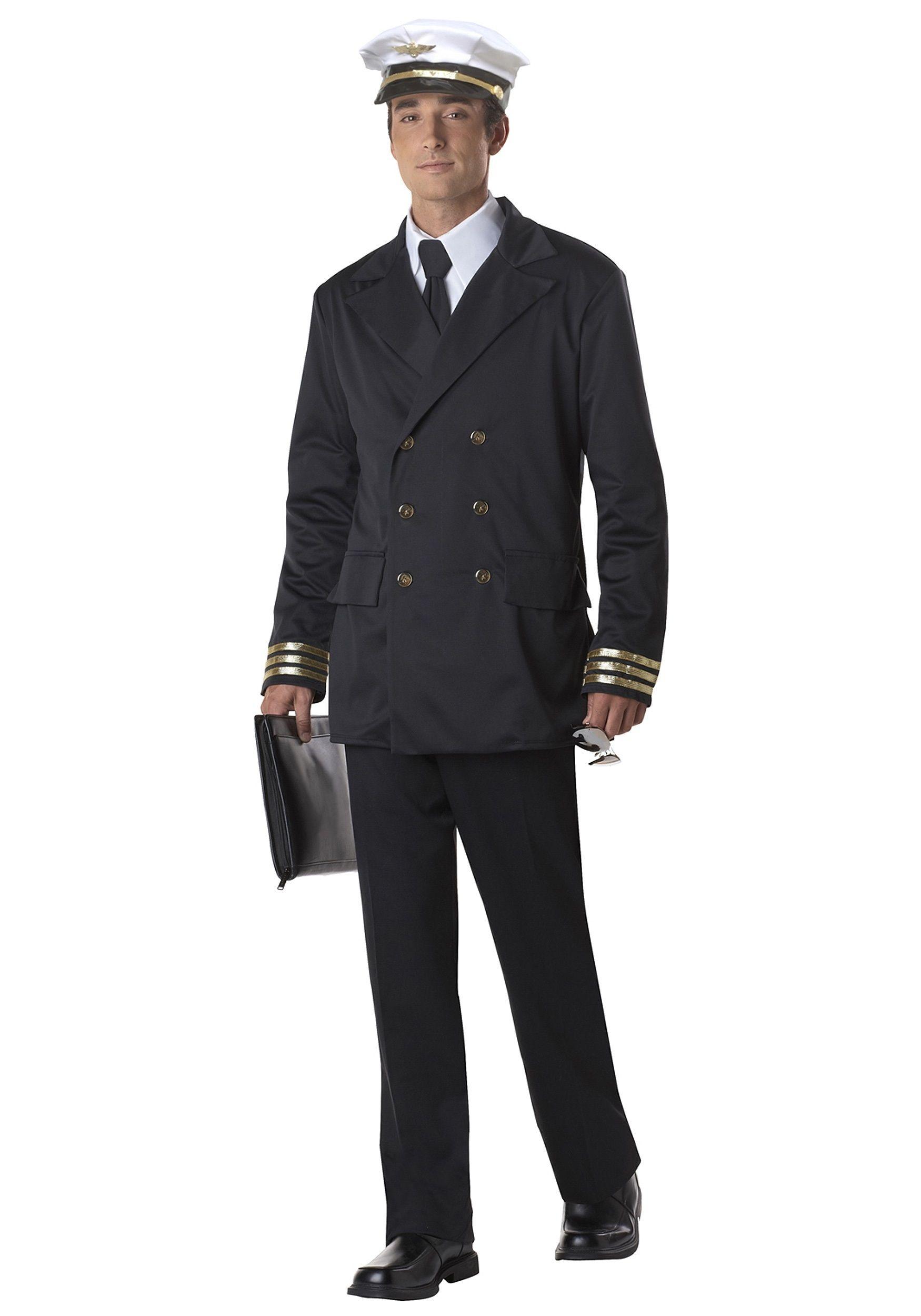 Костюм ретро-пилота (54) - Униформа, р.54