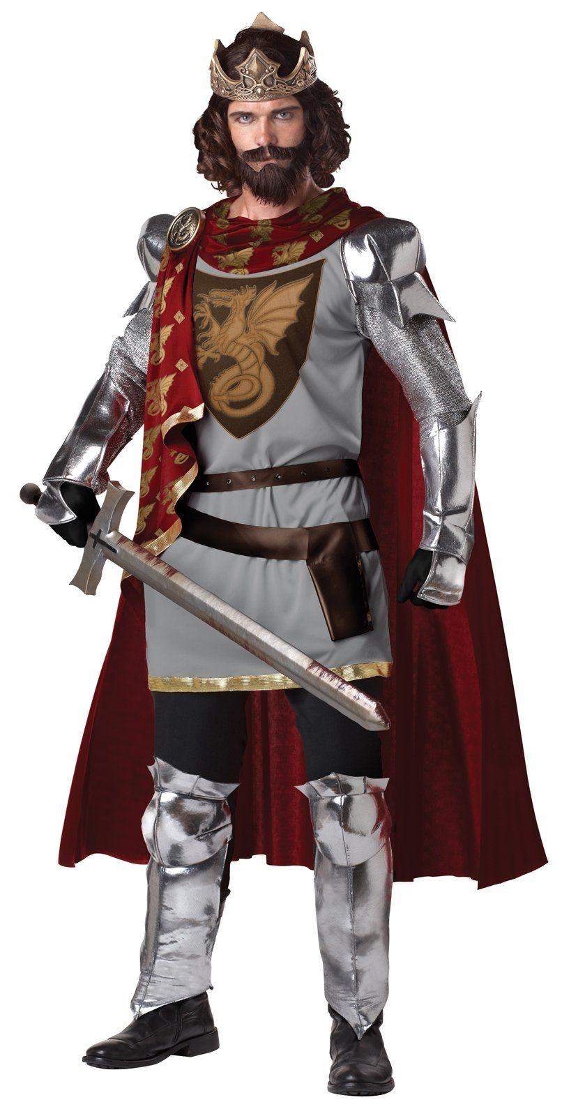 Костюм короля Артура (54) - Исторические костюмы, р.54