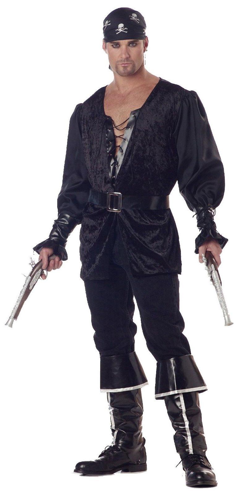 Костюм бессердечного пирата (54)