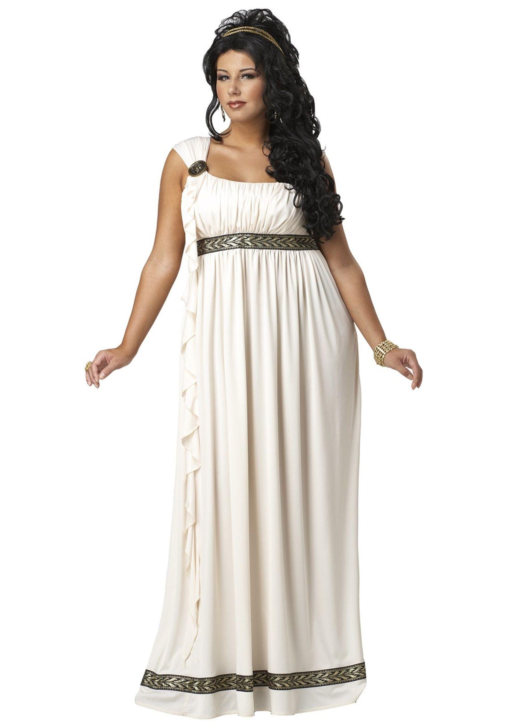Костюм богини Олимпа (58-60)