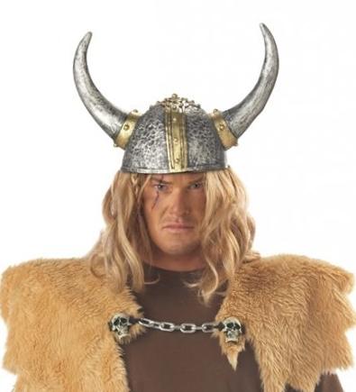 Шлем воина-викинга - Исторические костюмы
